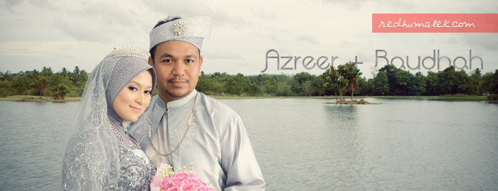 Reception of Azreer & Raudhah