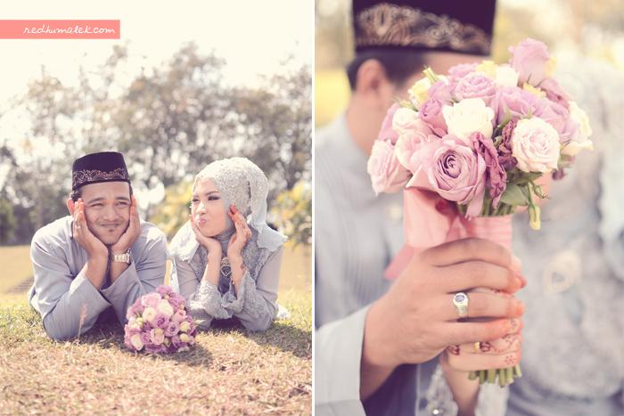 Wedding : Solemnization of Izzah & Muhsin - YouTube