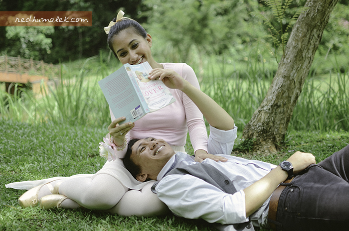 Pre-Wedding of Efy & Azli