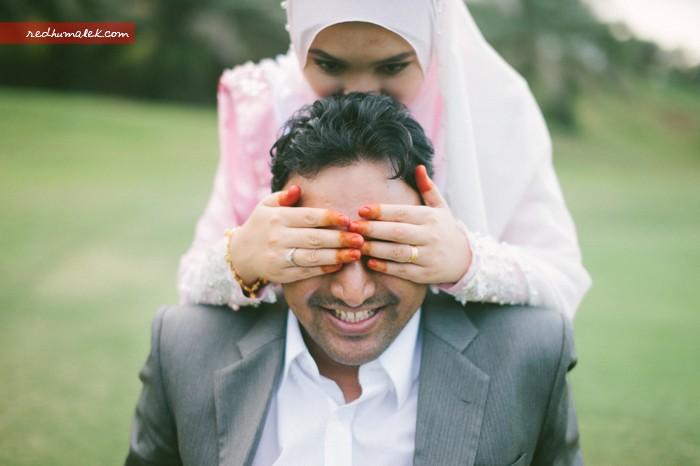 Solemnization & Reception of Ali & Izmira